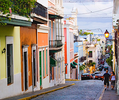 World's Most Colorful Cities: Old San Juan