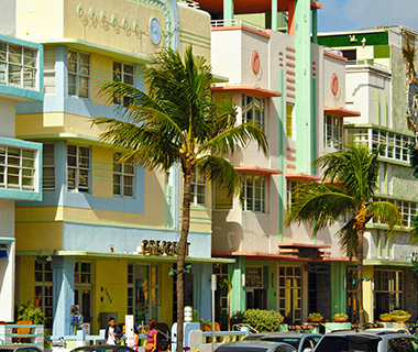 World's Most Colorful Cities: South Beach