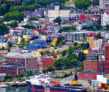World's Most Colorful Cities: St. John's