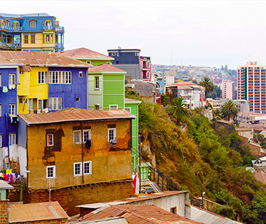World's Most Colorful Cities: Valparaiso