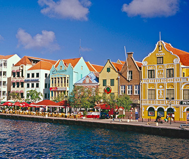 World's Most Colorful Cities: Willemstad, Curacao