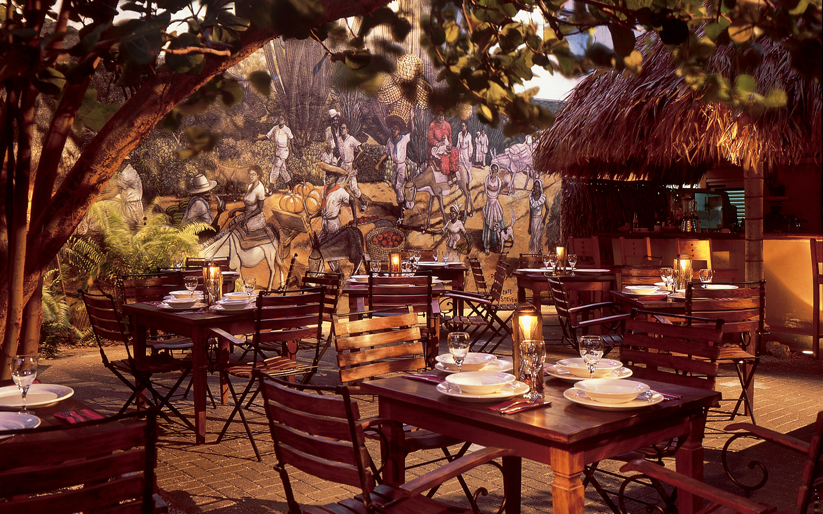Best Caribbean Islands for Foodies: Curacao