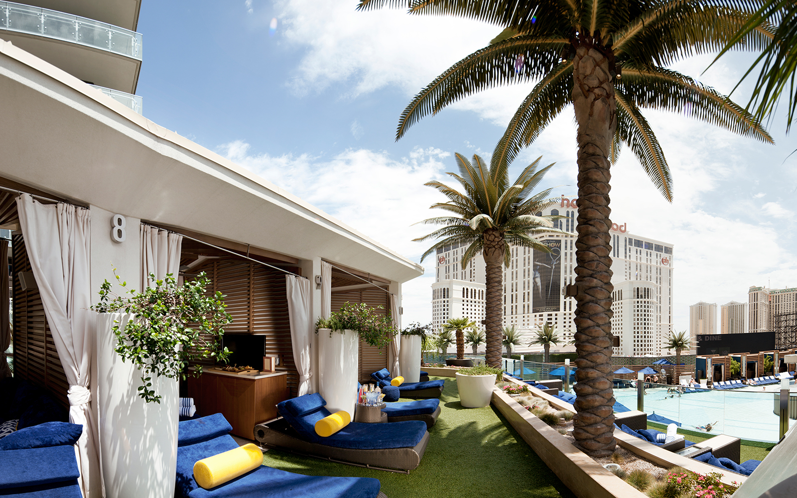 Boulevard Pool, The Cosmopolitan of Las Vegas