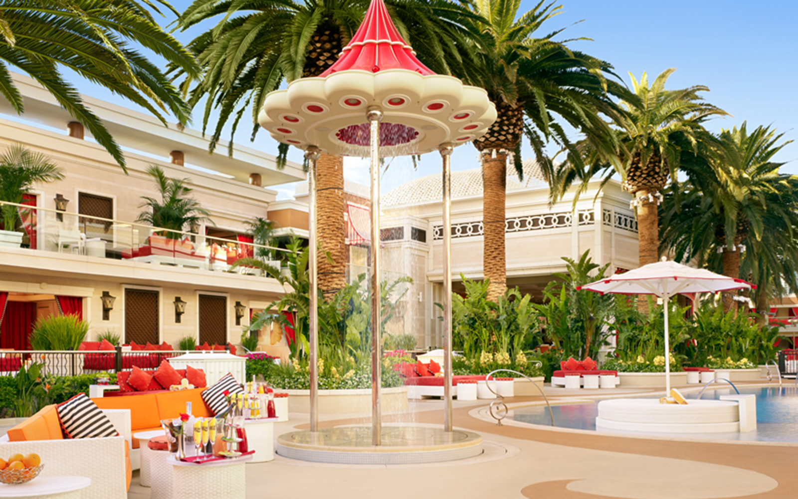 Best Pools in Las Vegas: Encore Beach Club
