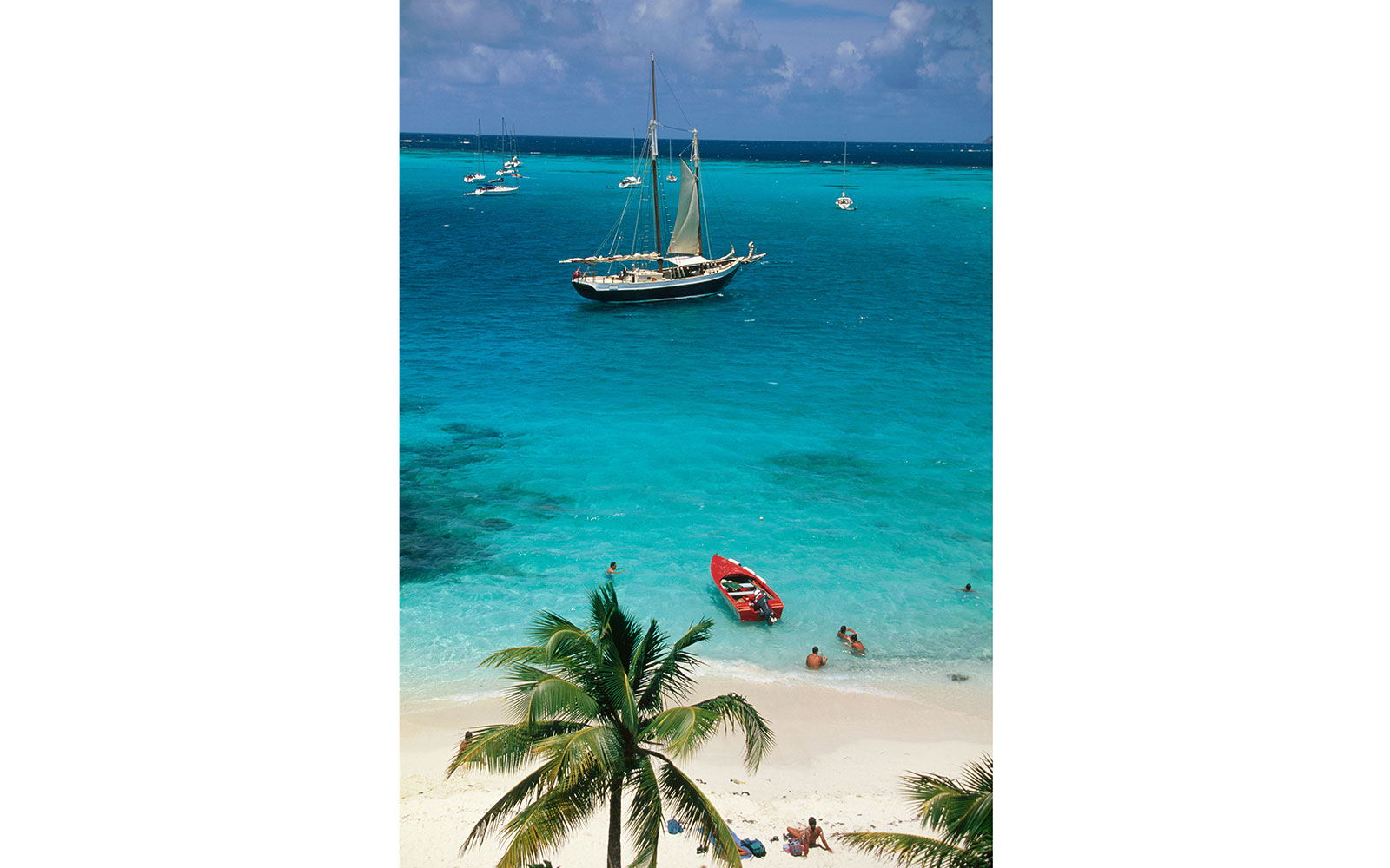 Best Places to Travel After a Divorce: Grenadines