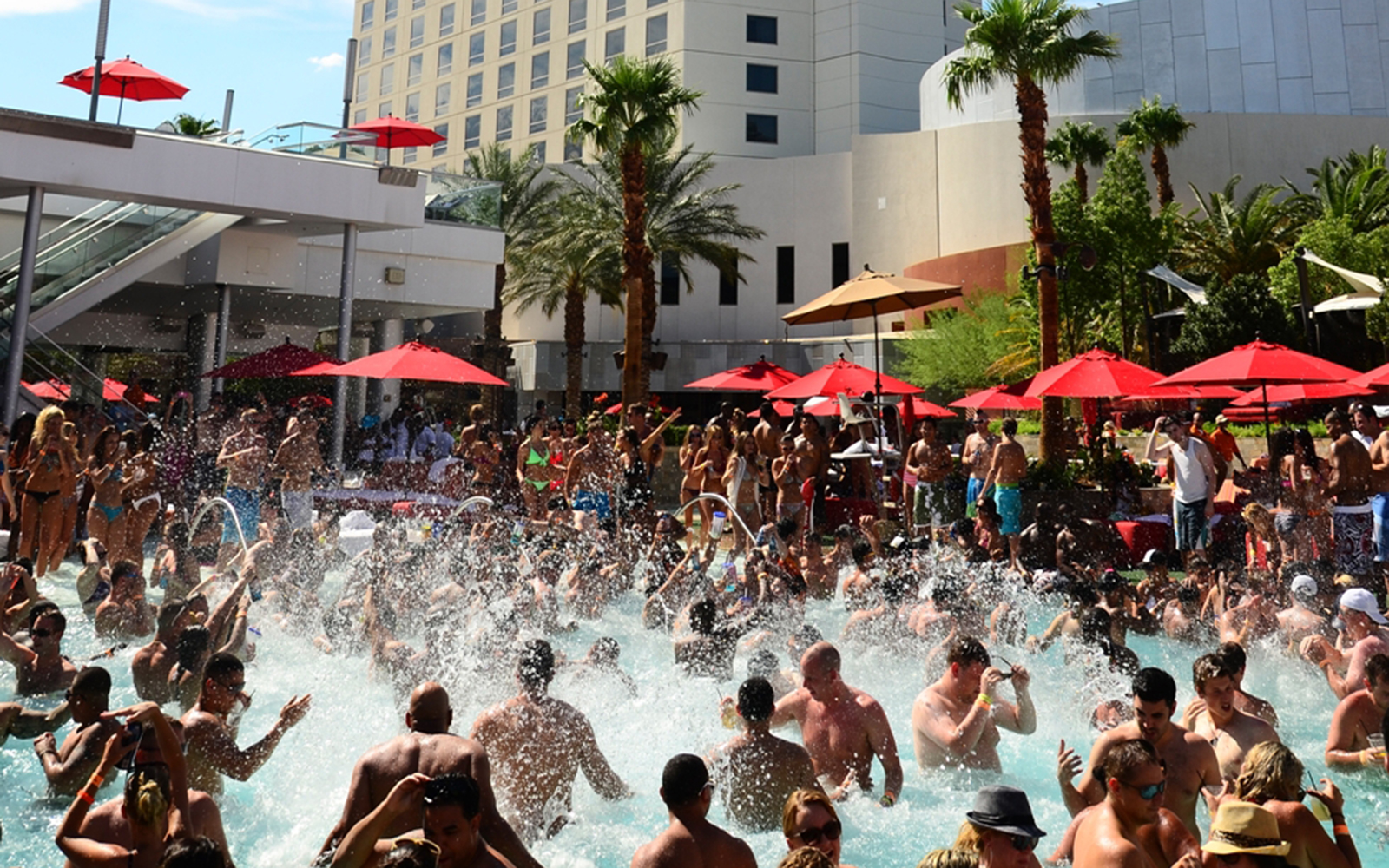 Best Pools in Las Vegas: Palms Casino Resort