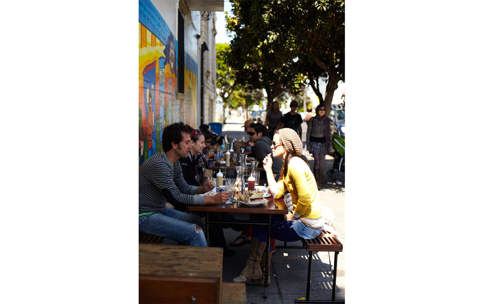 Best Places to Travel After a Divorce: San Francisco