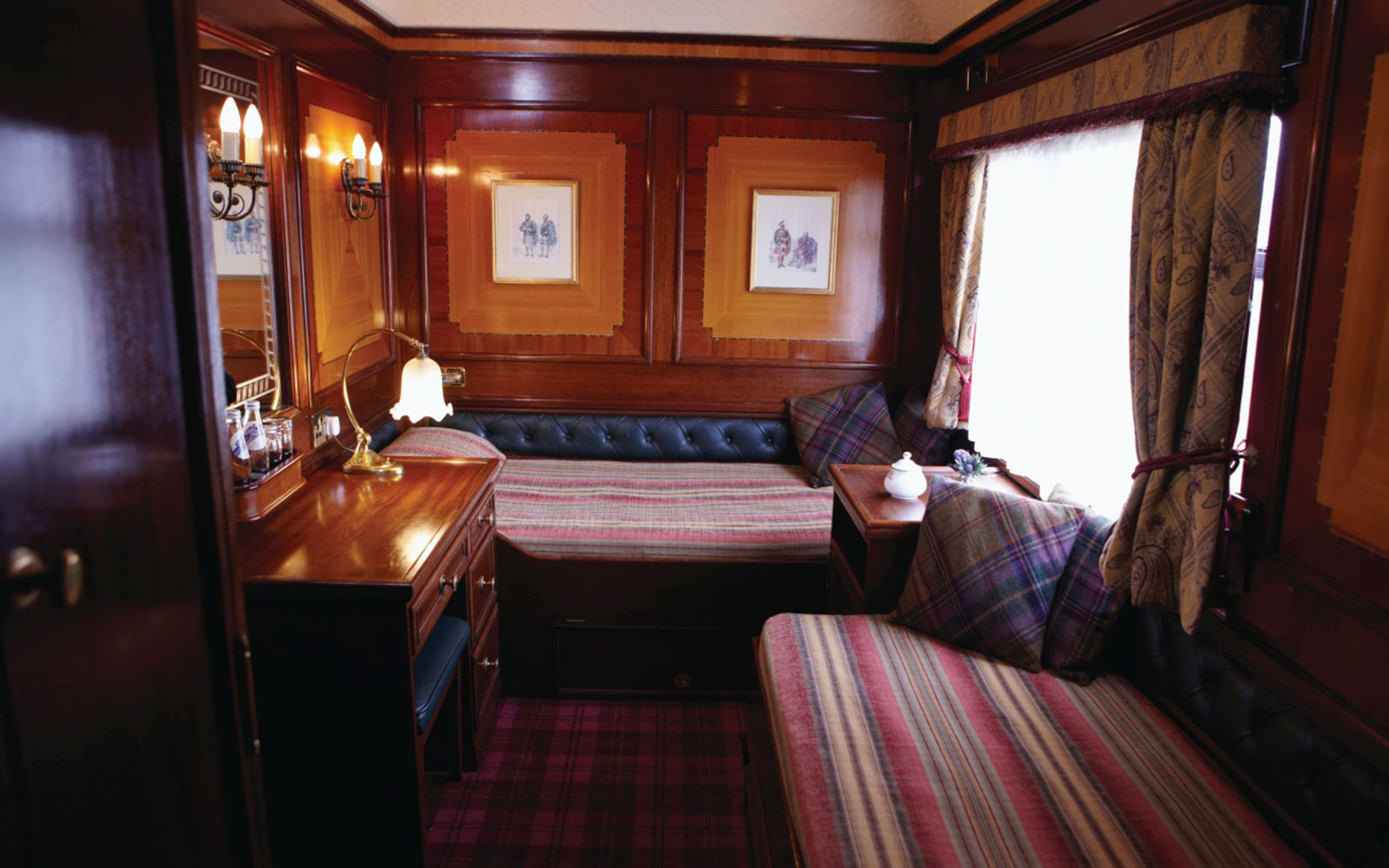 Best Places to Travel After a Divorce: Scotland Rail