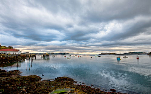 America's Best Little Beach Towns: Lubec
