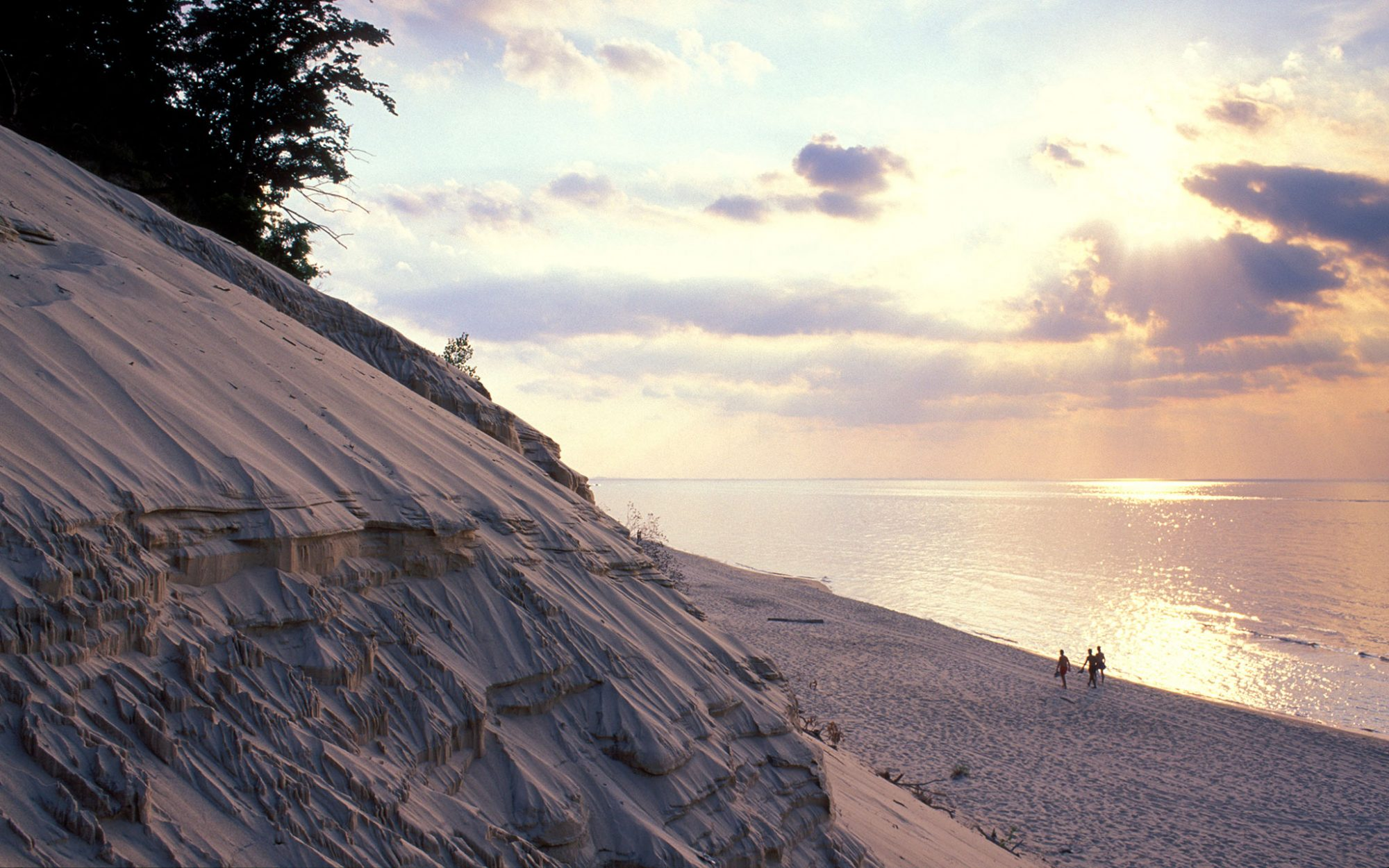 America's Best Little Beach Towns: Silver Lake Sand Dunes Area