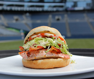 America's Best Stadium Food: CenturyLink Field, Seattle Seahawks