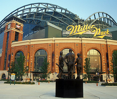 America's Best Stadium Food: Miller Park, Milwaukee Brewers