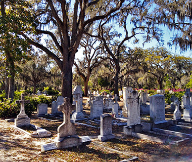 America's Top Free Attractions: Bonaventure Cemetery