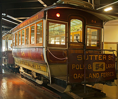 America's Top Free Attractions: San Francisco Cable Car Museum