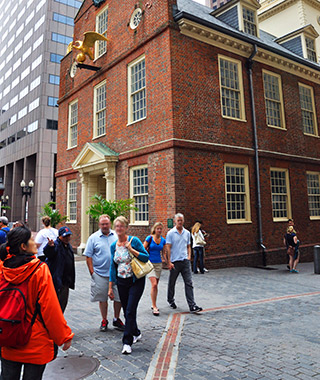 America's Top Free Attractions: Freedom Trail