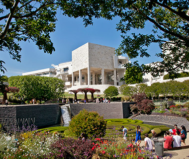 America's Top Free Attractions: The Getty Center