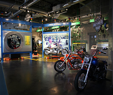 America's Top Free Attractions: Harley-Davidson Factory Tour