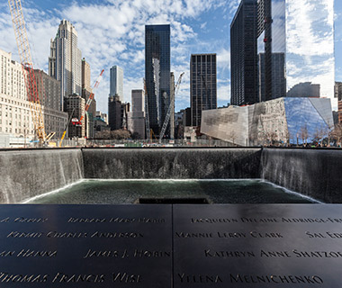 New Tourist Attractions: 9/11 Memorial Museum