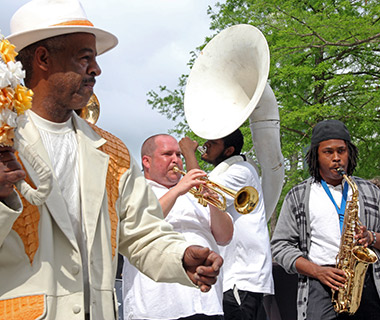 America's Top Free Attractions: New Orleans Jazz National Historical Park