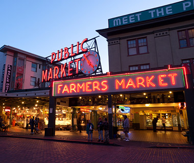 America's Top Free Attractions: Pike Place Market