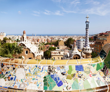 World's Most Beautiful City Parks: Park Guell