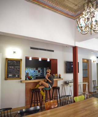 Coolest New Hotels: City Circus