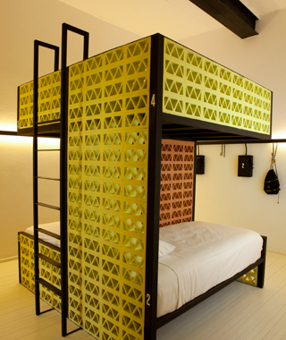 Coolest New Hotels: Downtown Beds