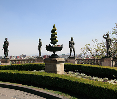 World's Most Beautiful City Parks: Chapultepec Park