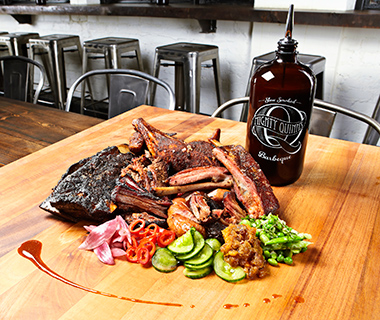 America's Best New BBQ: Mighty Quinn's