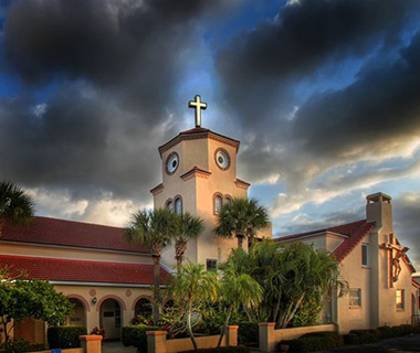 Church by the Sea, Madeira Beach, FL