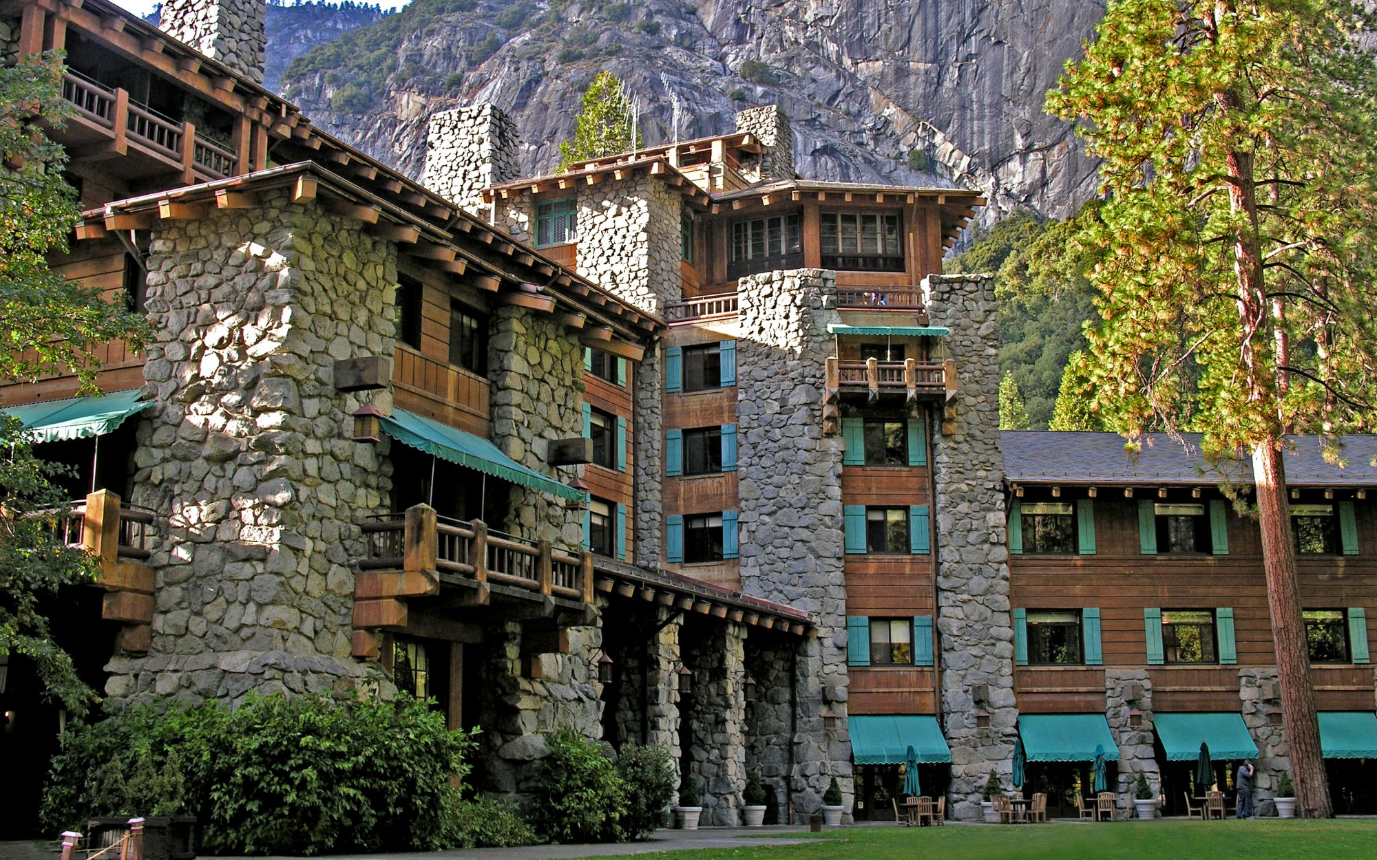 Great National Park Lodges: The Ahwahnee