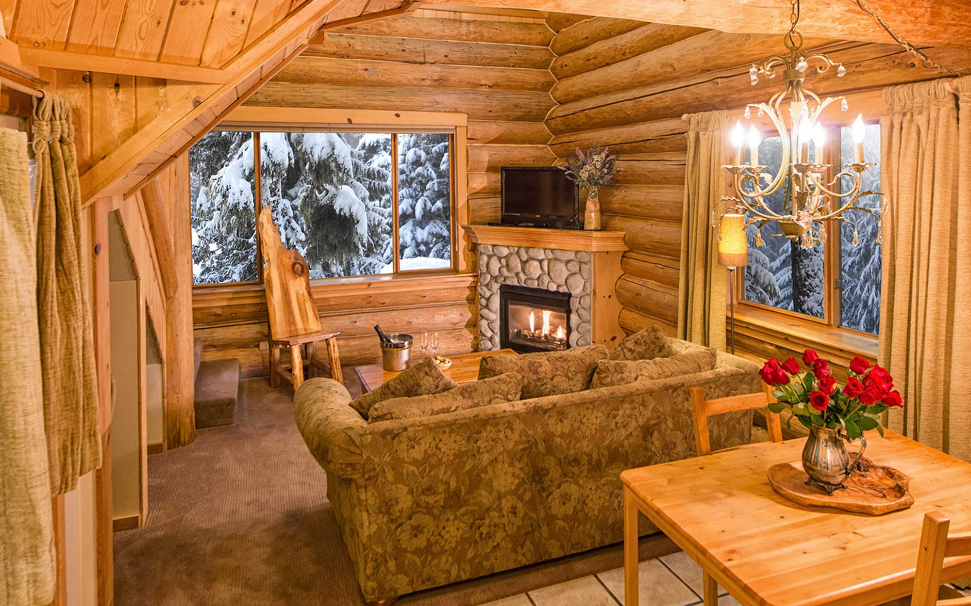 Great National Park Lodges: Alta Crystal Resort