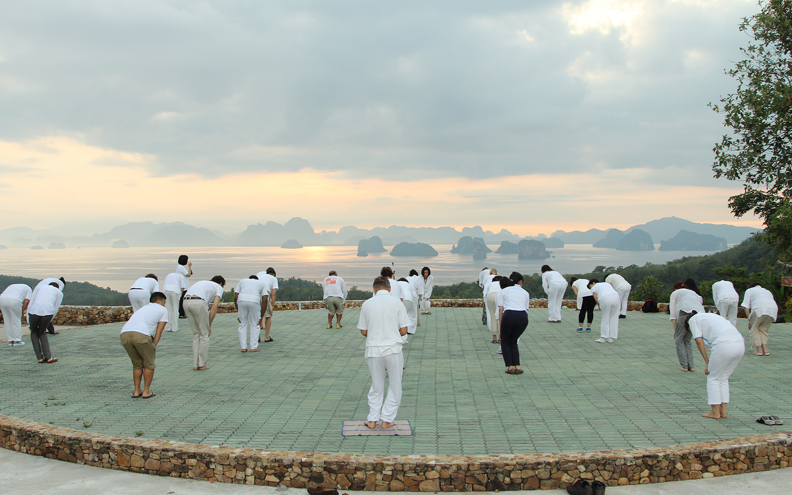 Muktawan 7 Day Meditation Retreat, Phuket, Thailand