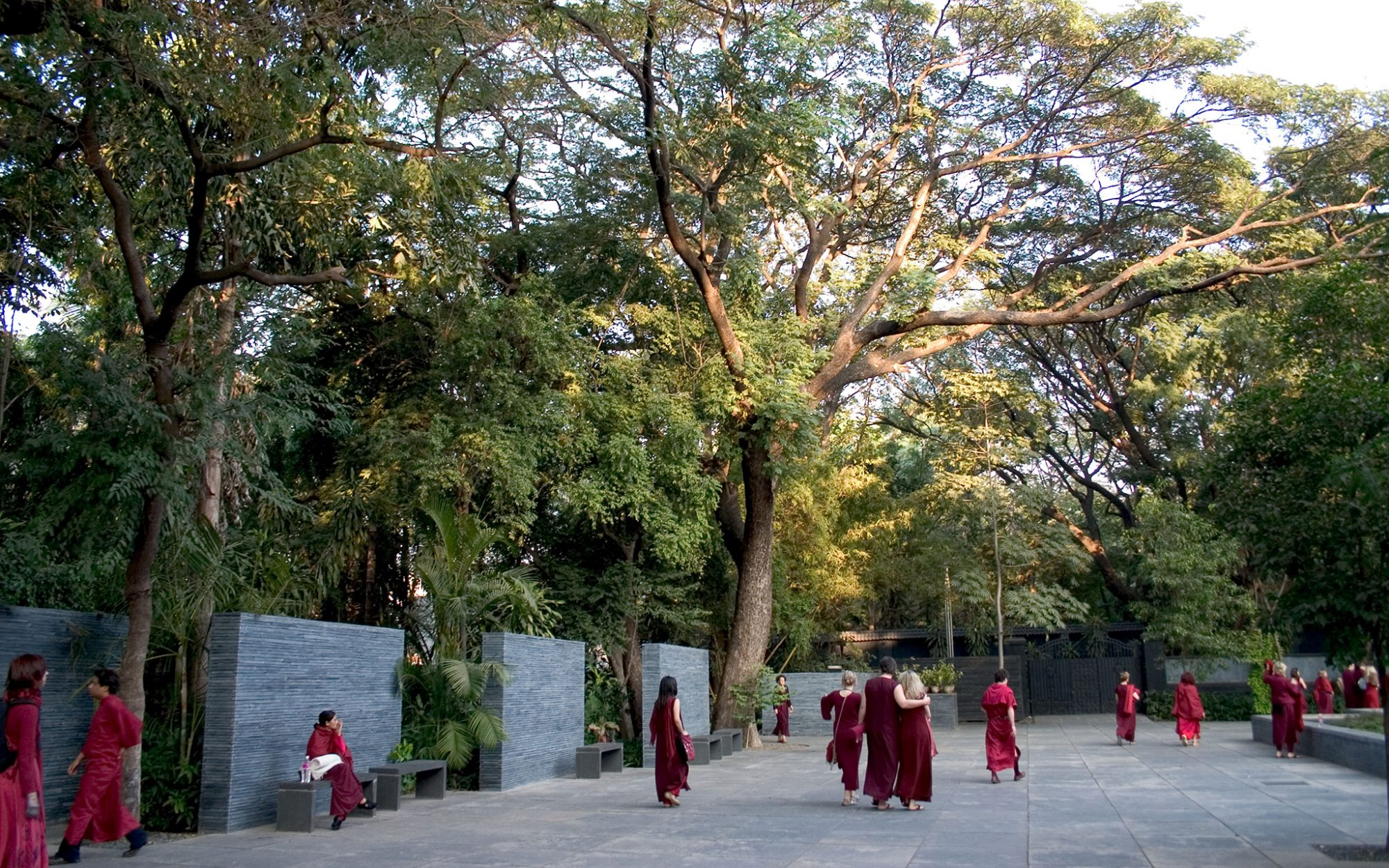 Osho Meditation Resort in Pune, India