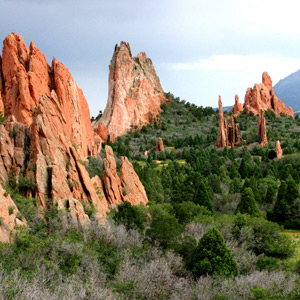 Colorado Springs, a Decadent Getaway