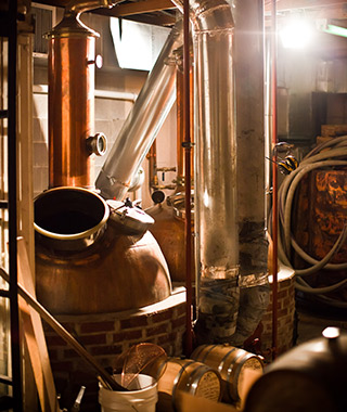 America's Coolest Distilleries: Balcones