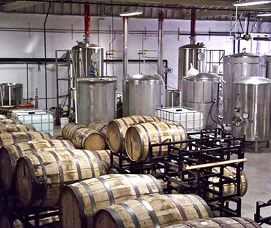 America's Coolest Distilleries: Bull Run Distilling