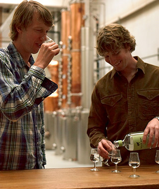 America's Coolest Distilleries: Bully Boy Distillery