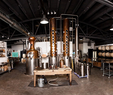 America's Coolest Distilleries: Middle West Spirits