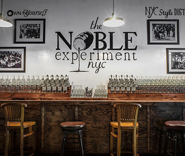 America's Coolest Distilleries: The Noble Experiment