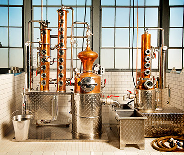 America's Coolest Distilleries: St. George Spirits