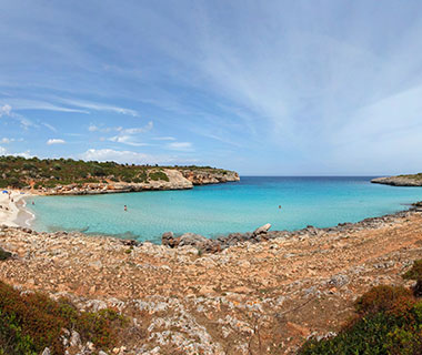 Europe's Secret Beaches: Cala Varques, Manacor, Majorca, Spain
