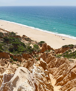 Europe's Secret Beaches: Comporta, Alentejo Coast, Portugal