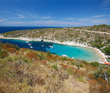 Europe's Secret Beaches: Porat Beach, Croatia