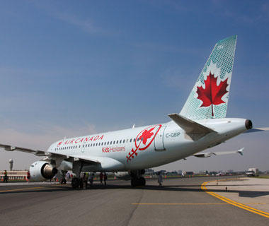 World's Safest Airlines: Air Canada