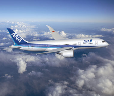 World's Safest Airlines: All Nippon Airways
