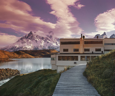 World's Best Hotels: Hotel Salto Chico/Explora Patagonia