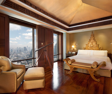 World's Best Hotels: The Peninsula Bangkok