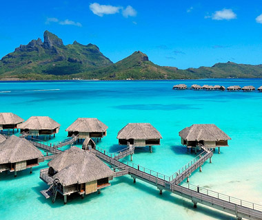 World's Best Islands: Bora Bora