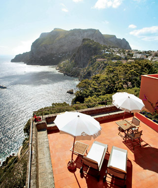 World's Best Islands: Capri